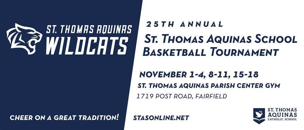 25th Annual St. Thomas Aquinas School Basketball Tournament