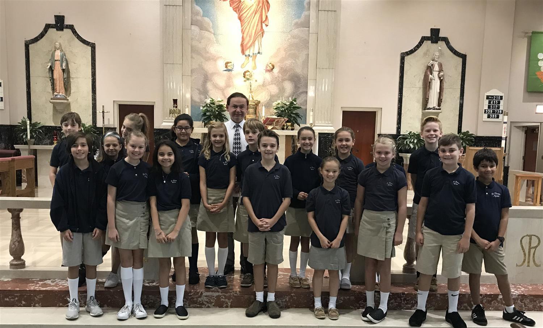 St  Thomas Aquinas Catholic School / Homepage